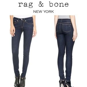 Rag & Bone Skinny Jeans in Heritage Size 25
